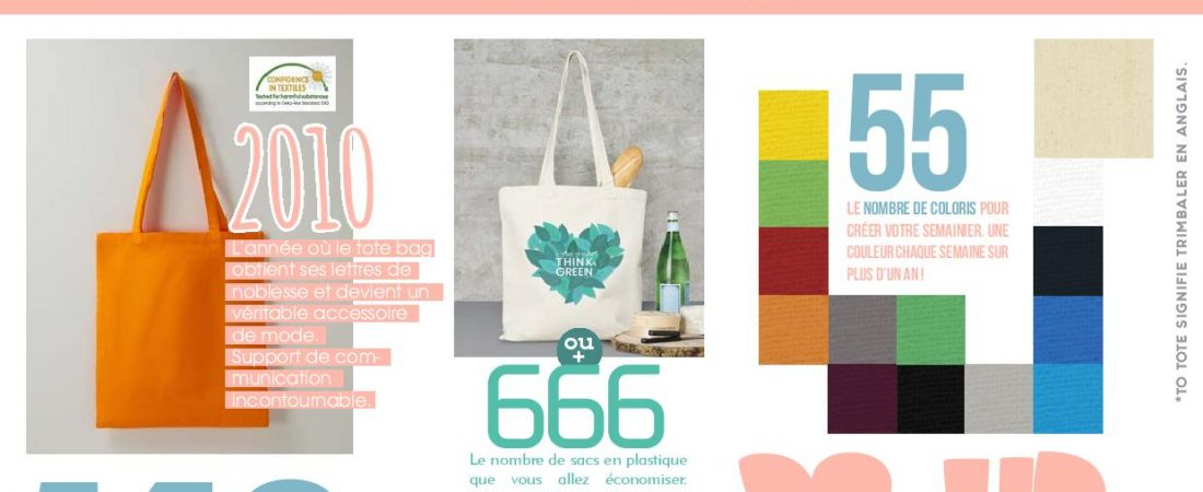 "Expert Lab ""Le Tote-bag"""
