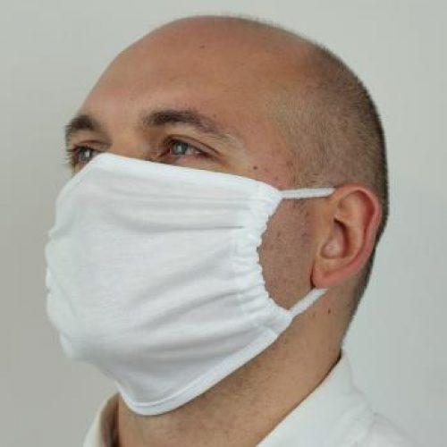 Masque lavable en Coton Bio 140gr