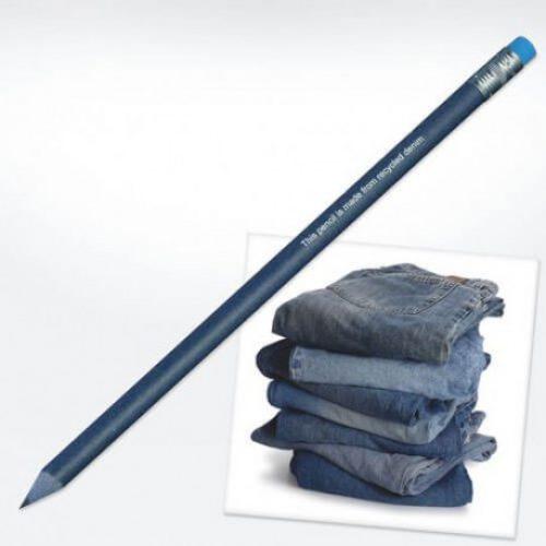Crayon recyclé (jean's)