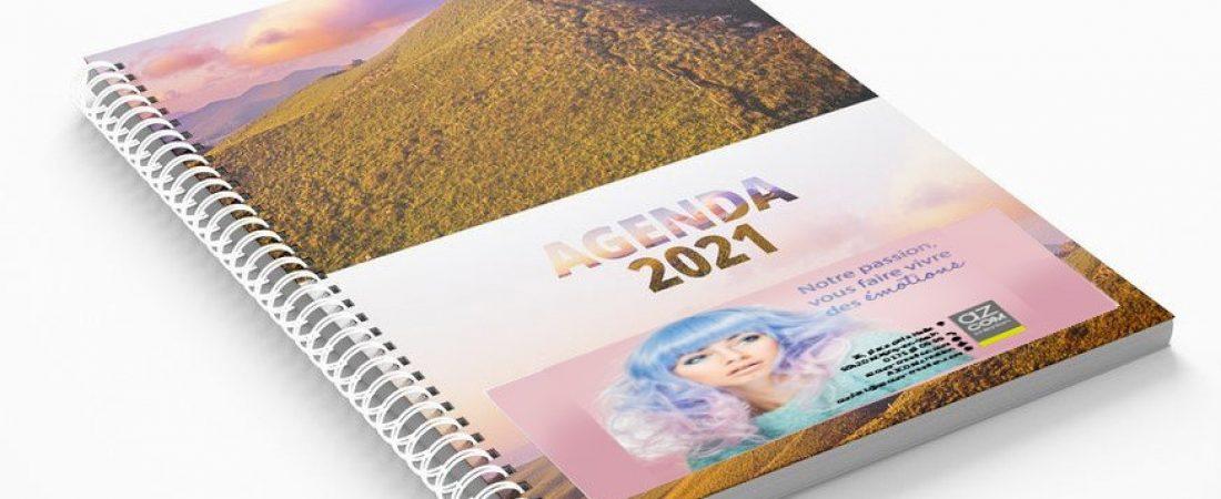 Calendriers, Agendas, Sous-mains 2021